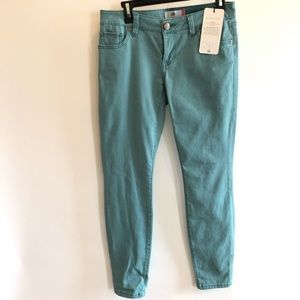 CAbi Tidal Jeans 5169 Size 4 Blue New $109.